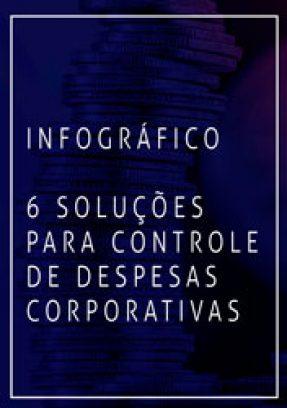 6 Soluções para Controle de Despesas Corporativas