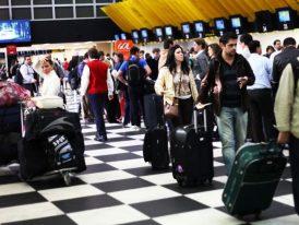 Companhia aéreas ajustam o horário de check-in em alguns aeroportos