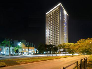 Hospitalidade cinco estrelas na capital das Minas Gerais