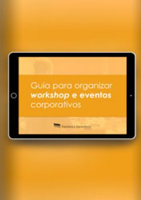 Organizar Workshops e Eventos Corporativos
