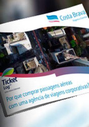 Case Ticket Log: Comprar passagens com agência?