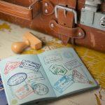 documentos para viagens