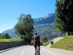 Pedalando pelos Alpes: Um bike tour pela Suíça