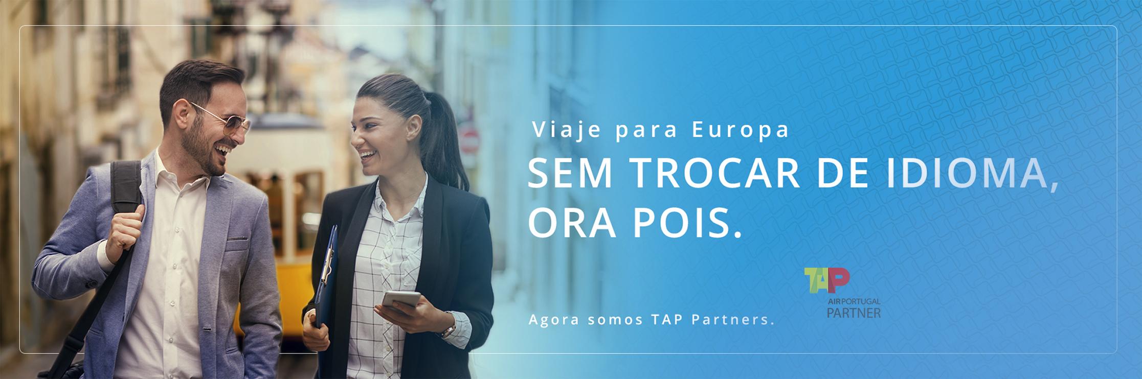 Costa Brava agora é TAP PARTNER!
