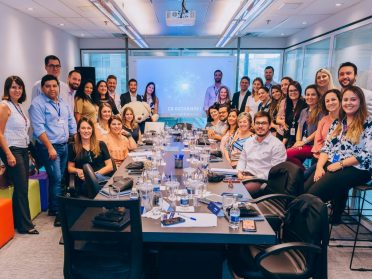 O I CB Exchange aconteceu na sede da Costa Brava e contou com a participação de representantes de 13 grandes empresas.